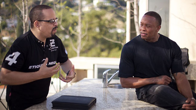 Ice-T Dr. Dre Something From Nothing - H 2012