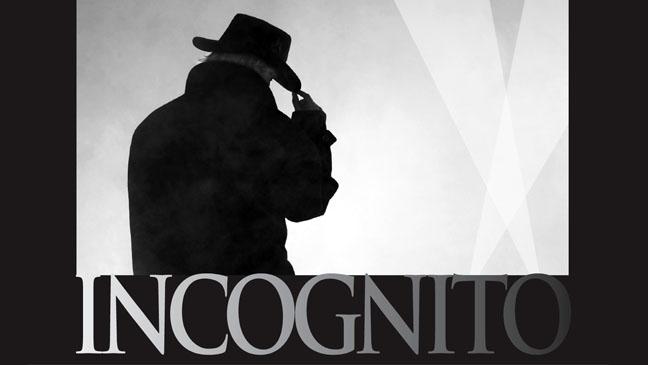 Incognito Buck Logo Black - H 2012