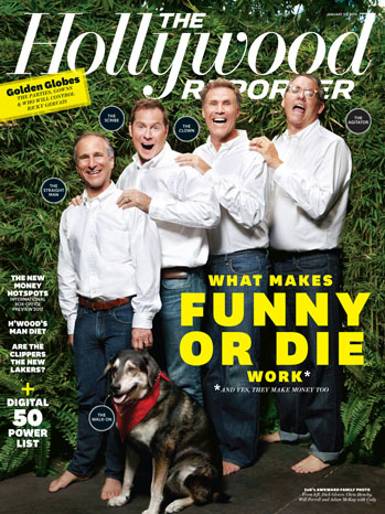 2012 Issue 2 Funny Or Die