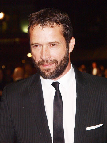 James Purefoy Deep Blue Sea Premiere - P 2012
