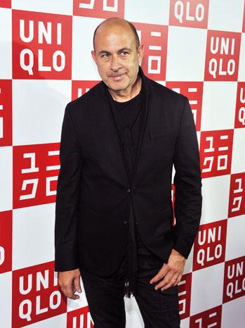 John Varvatos Red Carpet - P 2012
