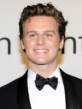 Jonathan Groff Lincoln Center - P 2012