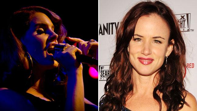 Lana Del Rey Juliette Lewis Split - H 2012
