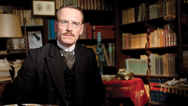 "Michael Fassbender in ""A Dangerous Method"""