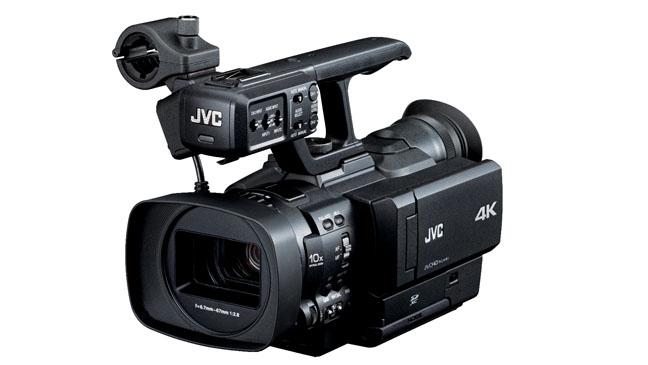 JVC 4K Camcorder - H 2012