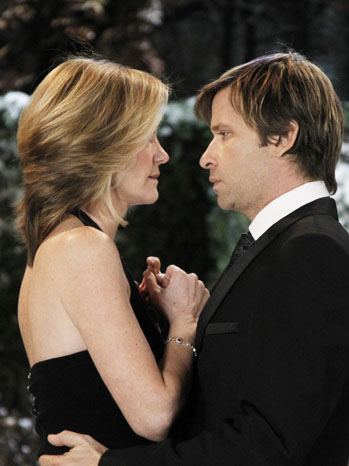 Days of Our Lives Kassie DePaiva Roger Howarth - P 2012