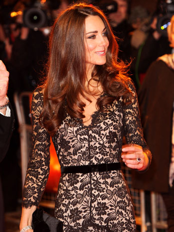 Kate Middleton UK War Horse Premiere - P 2012