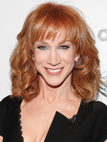 TELEVISION: Kathy Griffin