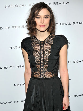 Keira Knightley National Board Review - P 2012