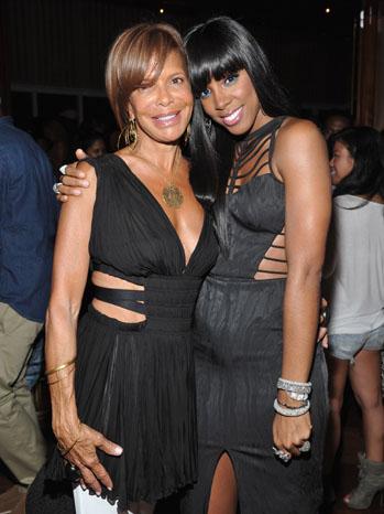 Kelly Rowland Sylvia Rhone - P 2012
