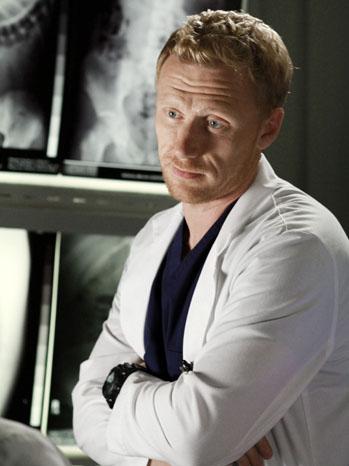 Grey's Anatomy Kevin McKidd - H 2012