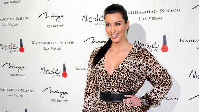 Kim Kardashian Khaos Opening Mirage - H 2012