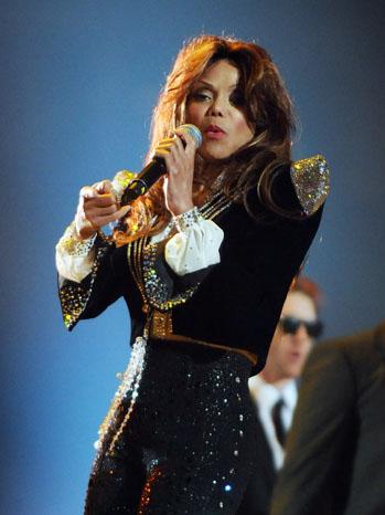 La Toya Jackson Michael Jackson Tribute - P 2012