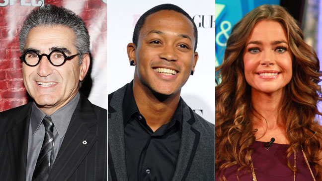 Eugene Levy Romeo Miller Denise Richards - H 2012