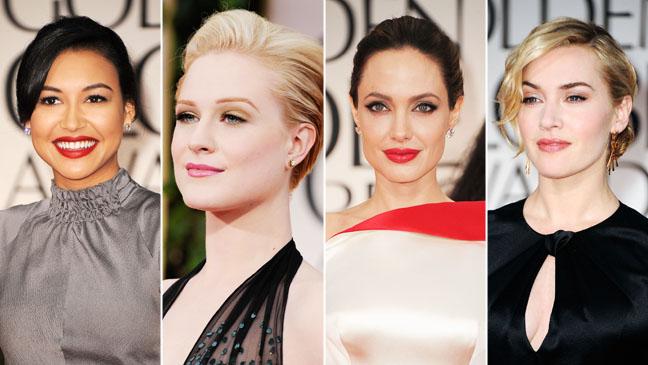 Golden Globes Best Lips Split - H 2012