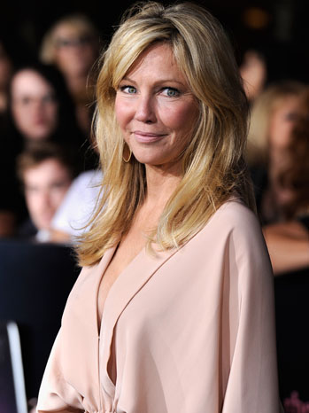 Heather Locklear 2012