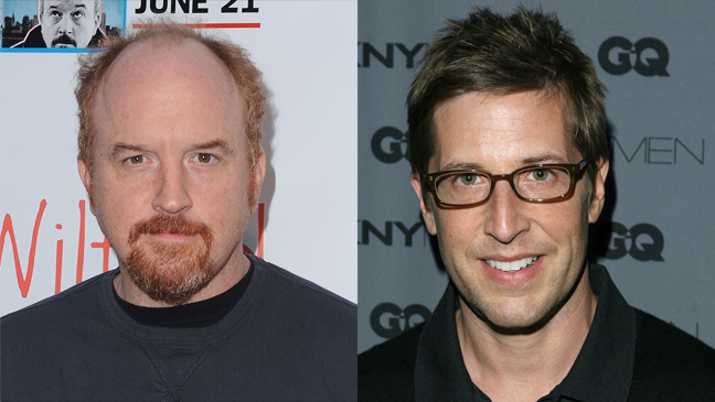 Louis C.K. and Spike Feresten SPLIT