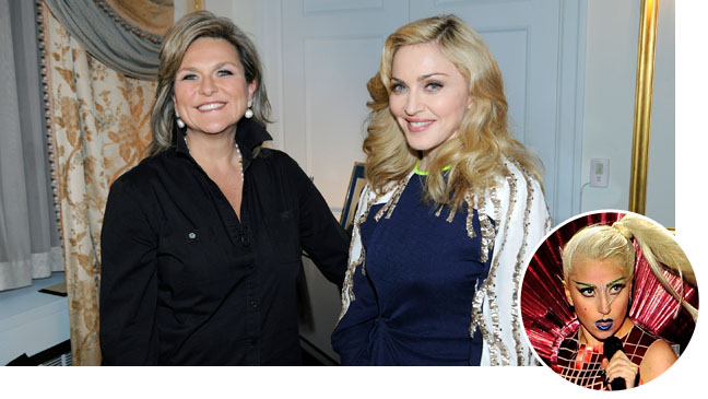 ABC Madonna Lady Gaga Split - H 2012