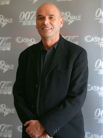 Martin Campbell Casino Royale Premiere - P 2012