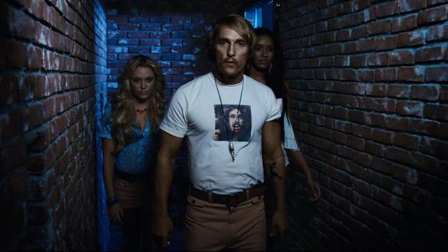 Matthew McConaughey Butch Walker video