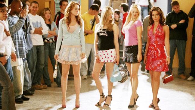 Mean Girls in hallway - H 2012
