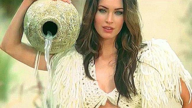 Megan Fox Commercial - H 2012