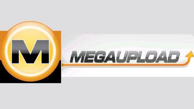 Megaupload Logo - H 2012