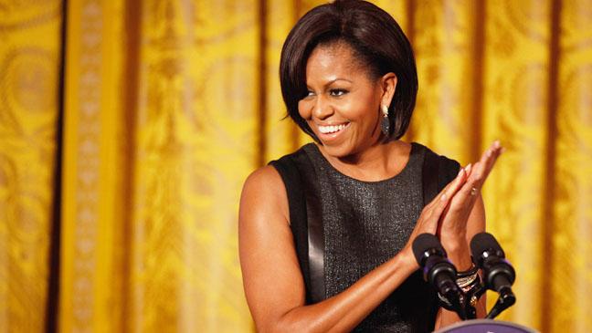 Michelle Obama Remarkable Women Dinner Speech - H 2012
