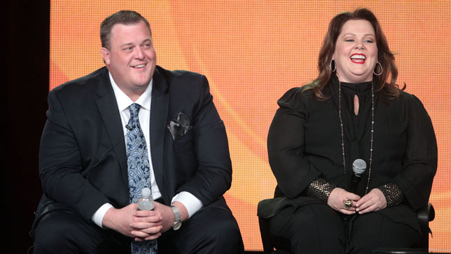 Mike and Molly TCA - H 2012