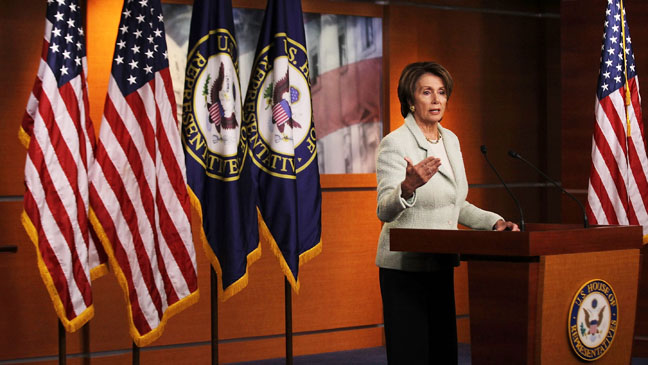 Nency Pelosi News Conference - H 2012