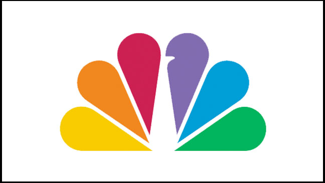 NBC Peacock Logo - H 2012