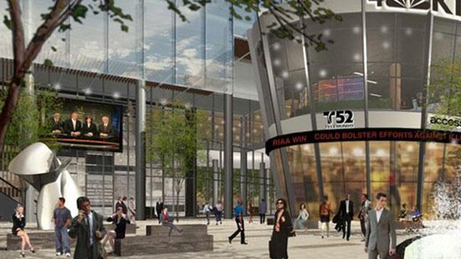 NBCUniversal Office Development H
