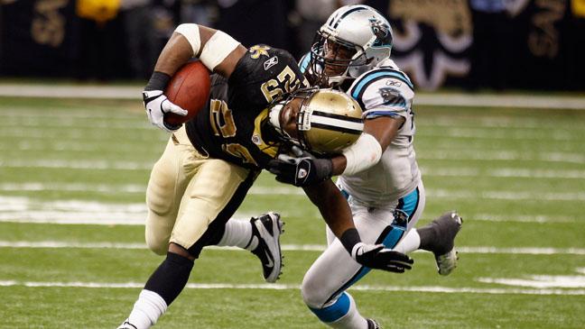 New Orleans Saints Jan 1 - H 2012