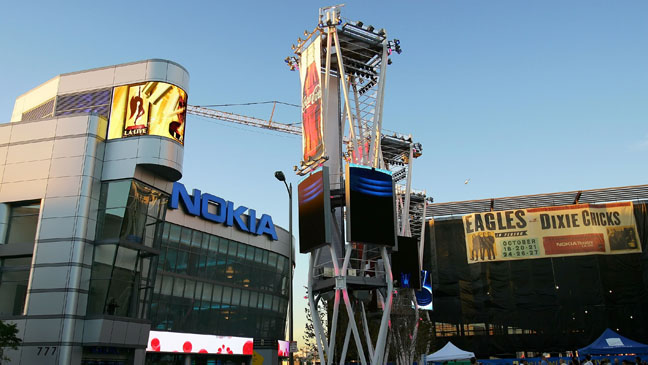 Nokia Theater LA - H 2012