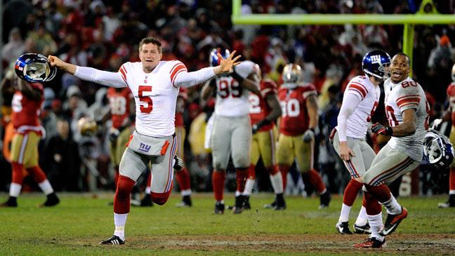 NY Giants San Francisco 49ers Jan 22 - H 2012
