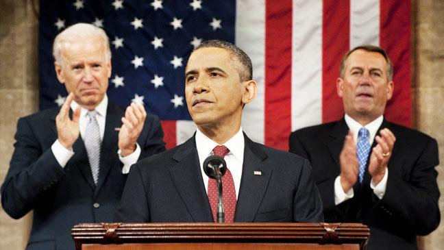 President Obama State of Union Address Jan 24 - H 2012