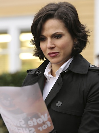 Lana Parrilla Once Upon a Time 2012