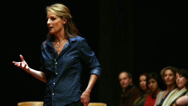 Our Town Helen Hunt - H 2012
