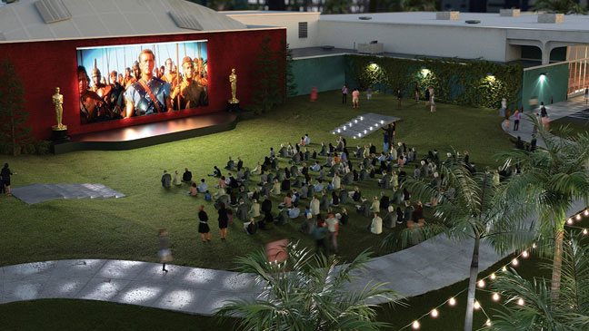AMPAS Outdoor Theater