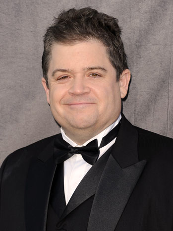 Patton Oswalt Headshot - P 2012