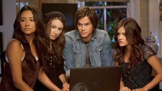Pretty Little Liars: TV Still - 1/9/12 H