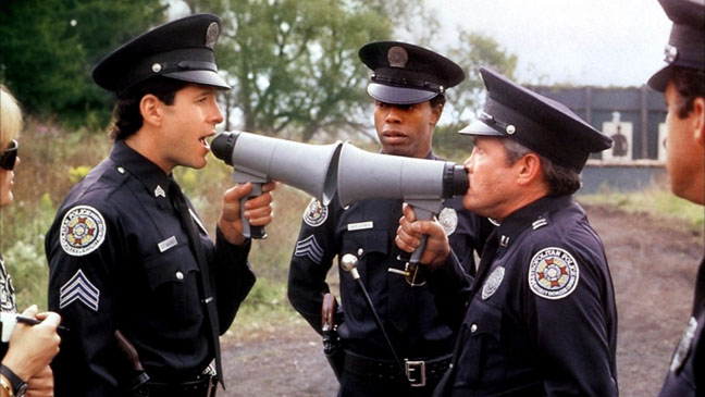 Police Academy Film Still - H 2012