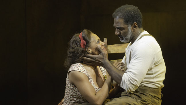 Porgy and Bess Broadway Audra McDonald Norm Lewis - H 2012