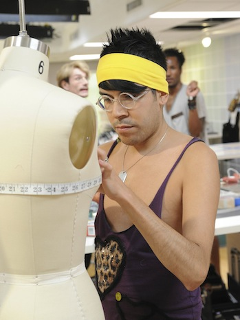 Project Runway All Stars Mondo Guerra 2012