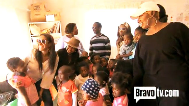 The Real Housewives Atlanta in Africa - H 2012
