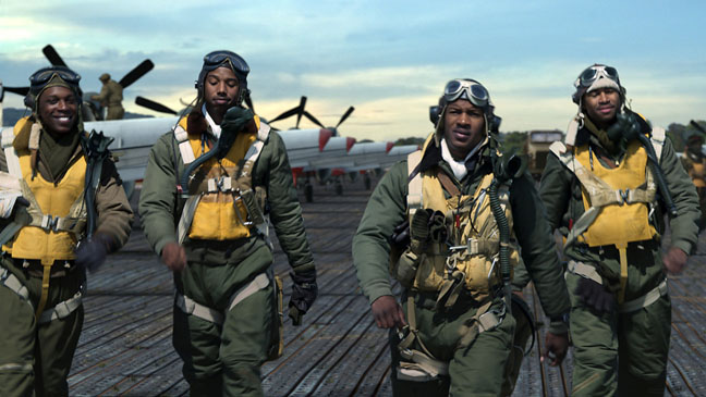 Red Tails Pilots - H 2012