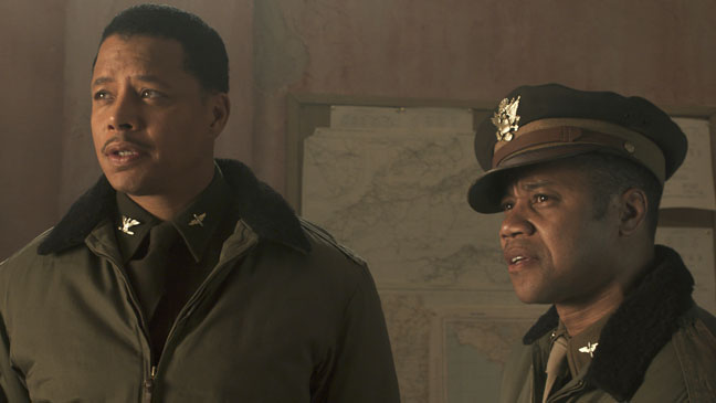 Red Tails Terrence Howard Cuba Gooding Jr - H 2012