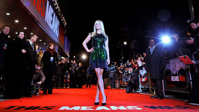 Reese Witherspoon This Means War - H 2012