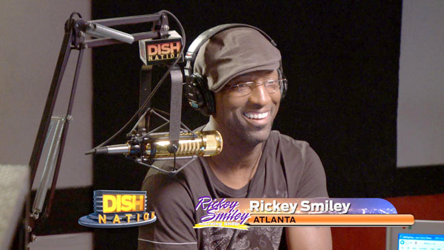 Rickey Dish Nation Host - H 2012