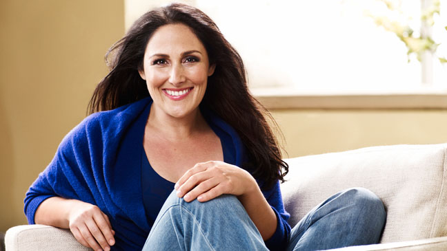 Ricki Lake Portrait - H 2012